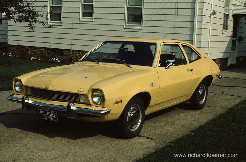1973 Ford Pinto A