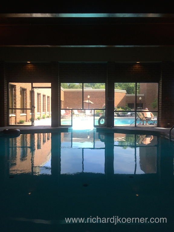 The pool made our $80 a night pool palatable, just kidding as the entire hotel was amazing!